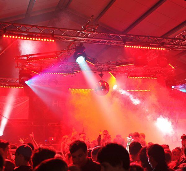 Xmas Party in Marktoberdorf in der Mackhalle