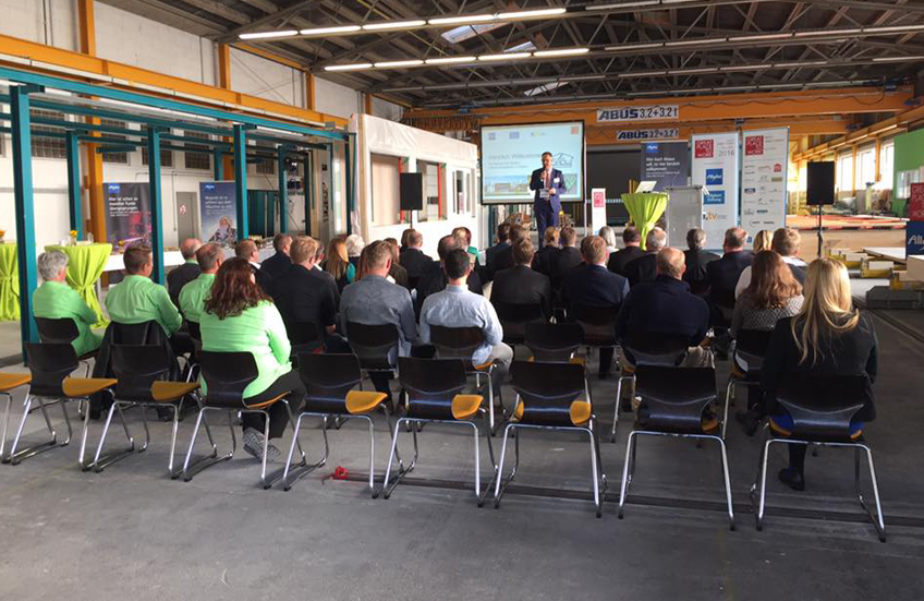 Firmenevent Säbu Holzbau in Ebenhofen - zu Gast bei den Besten