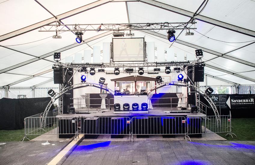 Maynight in Issing | Technik und Durchführung Veranstaltungstechnik Henkel